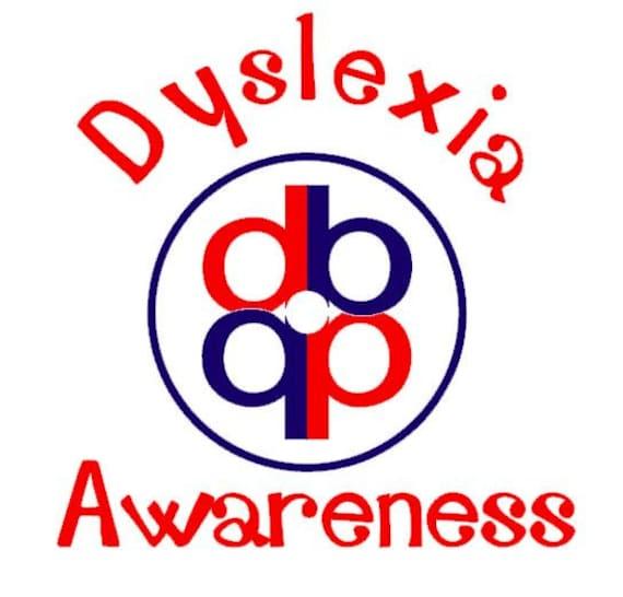 Dyslexia Awareness Silvers: Items Similar To Dyslexia Awareness Car Decal On Etsy