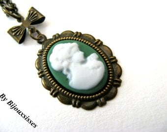 Beautiful Necklace... VN149 - pendant necklace - charm necklace - gift under 10