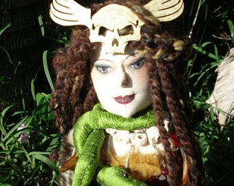 OOAK handmade Amazon warrior princess