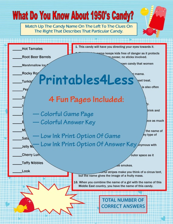 Insane image with regard to printable trivia games