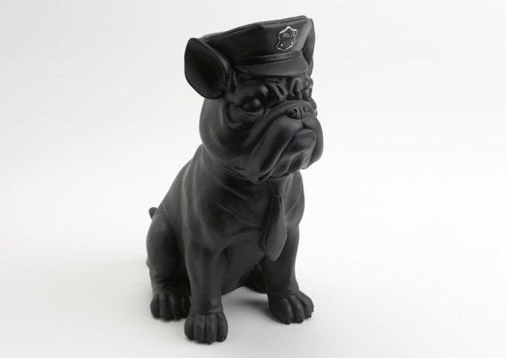 Big English Bulldogs Big Statue of English Bulldog