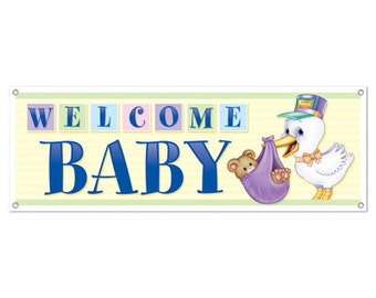 Unique Ways to Welcome Your Newborn Baby. Throw a homecoming party. What better way to welcome your little one than with an entire family, along with a cake and welcome home baby decorations? Invite a few people over and make an event out of it. You can get your partner to help you out with the arrangements.