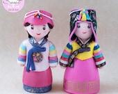 Custom Korean Dol Gumpast...