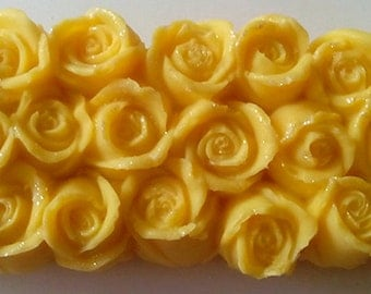 The Yellow Rose of Texas Soap - entire loaf