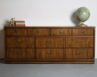 1970u0027s Huntley By Thomasville Campaign Dresser CUSTOM ORDER Or As PICTURED