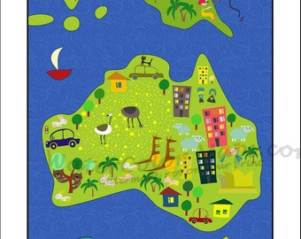 KIDS Maps Kids WORLD MAP Childrens Maps Kids Wall Map Kids - World map for boys room