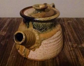 Vintage Earthenware Teapot