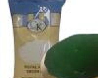 royal icing mix green