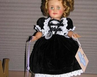 Vintage Original Shirley Temple Doll
