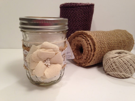 how to make homemade bath salts in a jar