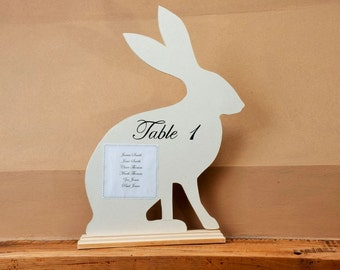 Hare Table Planner Ideal for events Weddings also available matching Table markers.