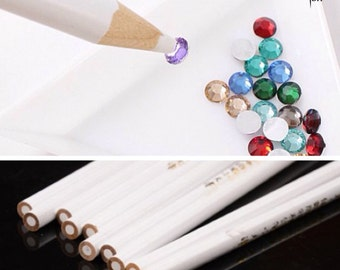 Rhinestone Bead Picker Pencil Tool - 1 piece