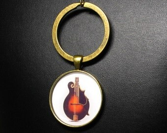F-5  Mandolin Key-Chain