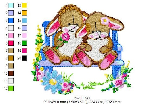 Sweet Baby Embroidery Designs INSTANT DOWNLOAD 21 Designs