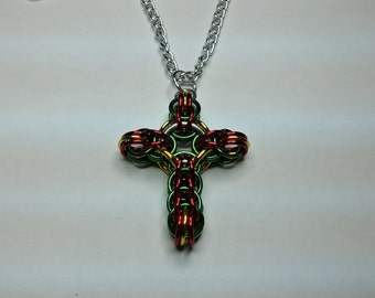 Chainmaille Full Persian Cross