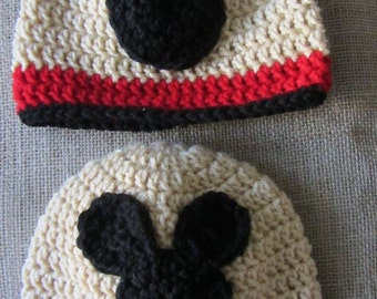 Mickey Beanie
