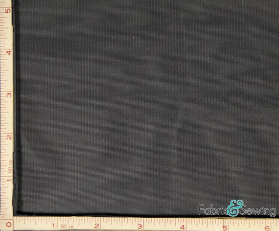 Tricot Knit Lining Grey Tricot Knit Lining Fabric