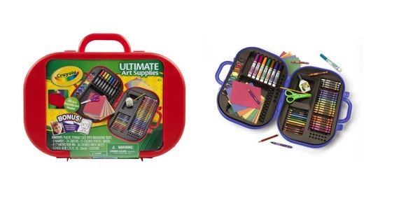 Ultimate Art Studio crayola ultimate art case with easel, color of case may vary