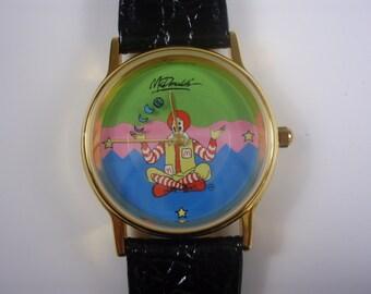 Wrist watch McDonald's Collectibles