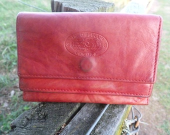 The Original Collection small wallet. Genuine leather.