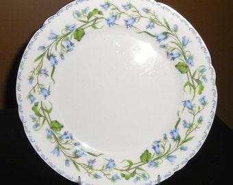 "Shelley Harebell 8"" Plate"