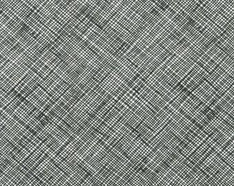 Architextures - Crosshatch Black - Carolyn Friedlander - Robert Kaufman (AFR-13503-2)