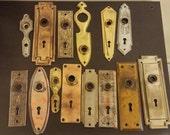 14 Door Plates