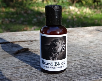 Lion Beard Shampoo