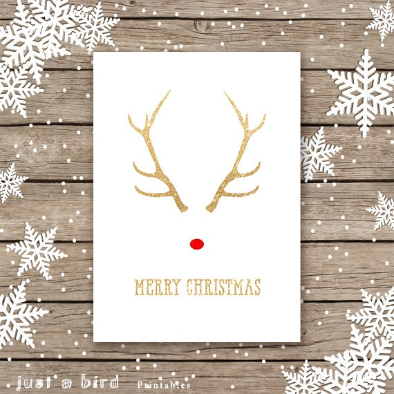 Custom Christmas Card Printing