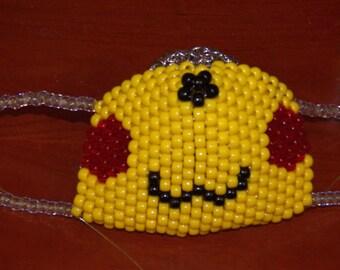 Pikachu Candi Mask