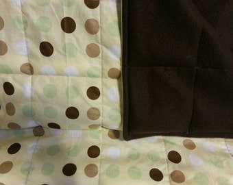 Weighted Blankets, any fabric, Teen/adult size, 10-15 lbs