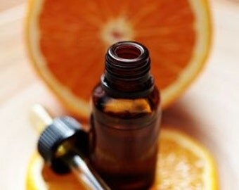 Sweet Orange (Organic), Essential Oil