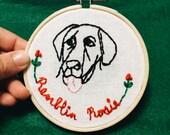 Ramblin Rosie Ornament