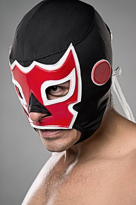 el generico mexican wrestling mask
