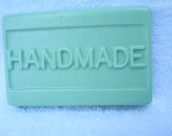 Floral Greenhouse Scented Shea Butter Glycerin Soap