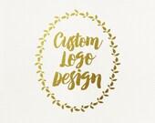 Custom Logo Design - Custom Designed Logo for Small Business.