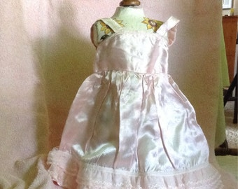 Pretty in Pink Party Doll Dress