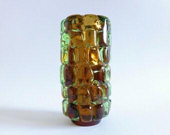 Vase - Frantisek VIZNER - Skrdlovice - Czech / Bohemian Art Glass