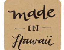Popular Items For Hawaii Calligraphy On Etsy