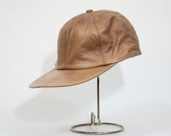1970's Cabela's Leather Hat
