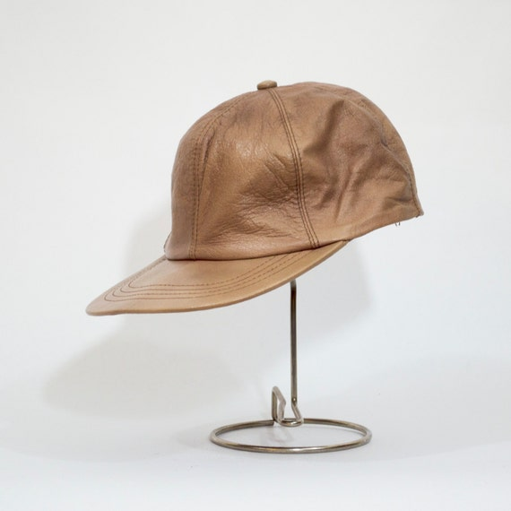 Cabelas Hats Caps: Items Similar To 1970's Cabela's Leather Hat On Etsy