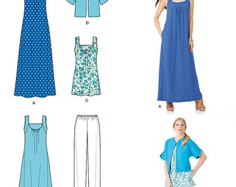 Simplicity Sewing Pattern 1809 Misses' & Plus Size Sportswear