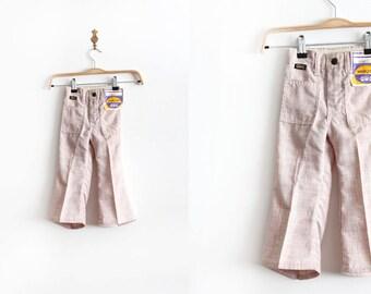 vintage 1970s GWGs // 70s children's GWG pants