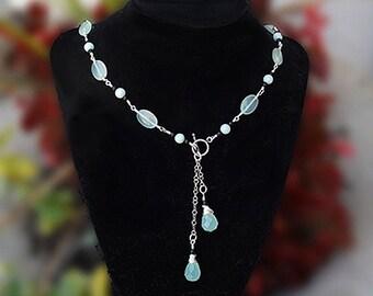 Sea Mist Necklace