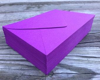 50 Antique Gold Shimmer Envelopes A7 5x7 Invitation Or A1