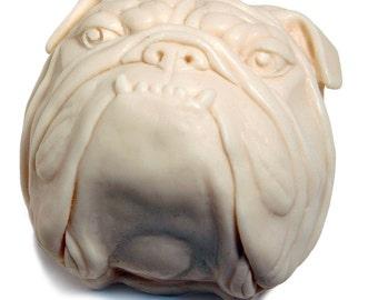 Bulldog Soap