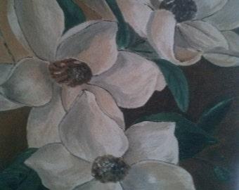 Cuadro moderno, ideal para cualquier tipo de decoración. Magnolia picture perfect to decorate any room in your home