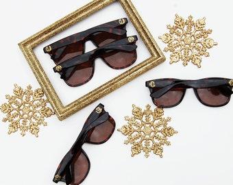 Monogram Tortoise Sunglasses
