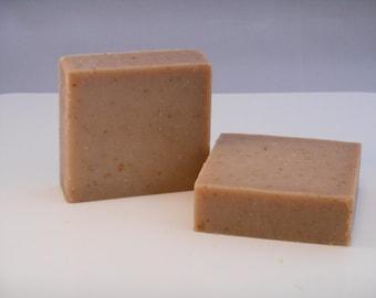 Handmade Goats Milk Oatmeal Soap