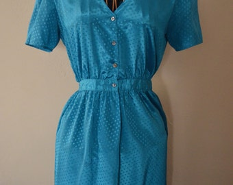 1950's Vintage Mel Naftal dreamy dress